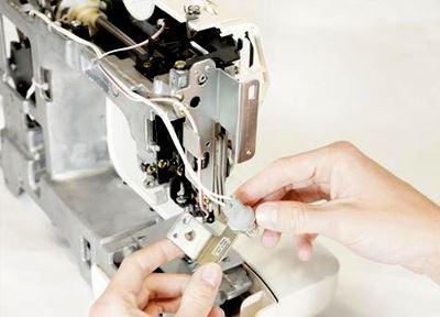 Đào tạo Sửa chữa thiết bị may