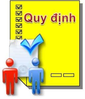 Quy định đào tạo Giáo dục nghề nghiệp