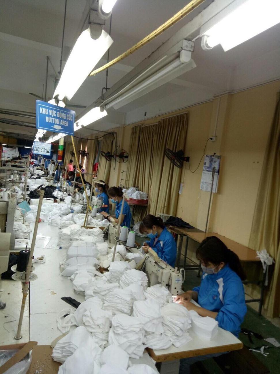 Đoàn Thanh niên Trường Đại học Công nghiệp Dệt May Hà Nội chung tay bảo vệ cộng đồng