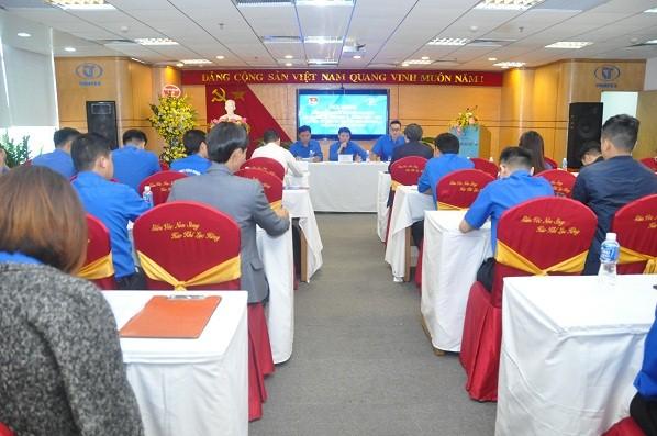 Đoàn Thanh niên đã xuất sắc nhận Bằng khen của Trung ương Đoàn và Đoàn khối Doanh nghiệp trung ương