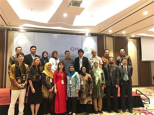 Đoàn công tác Trường Đại học Công nghiệp Dệt May Hà Nội thăm và làm việc tại nước Cộng hòa Indonesia