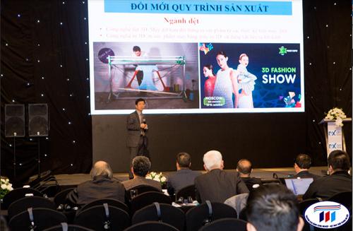 HTU tham gia diễn đàn Cấp cao Công nghệ thông tin và truyền thông - Ngày Chuyển đổi số Việt Nam 2020 (DX Day 2020).