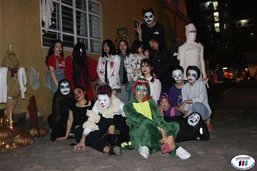 Halloween 2019 tại HTU