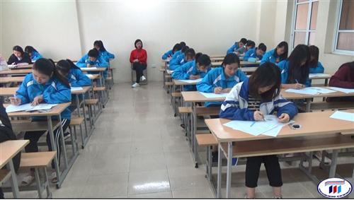 Một số kinh nghiệm để ôn thi và thi hiệu quả của các bạn sinh viên HTU