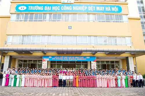 Trường Đại học Công nghiệp Dệt May Hà Nội - 52 một chặng đường phát triển