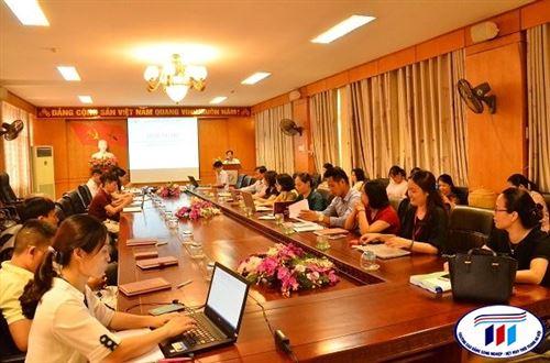 Hội nghị tổng kết Công tác sinh  viên, Cố vấn học tập và triển khai nhiệm vụ Cố vấn học tập năm học 2019-2020