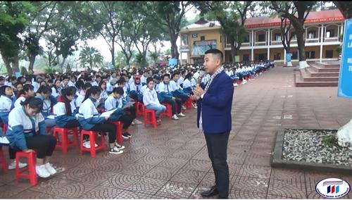 Trường ĐH Công nghiệp Dệt May Hà Nội đồng hành cùng doanh nghiệp đảm bảo đầu ra cho sinh viên