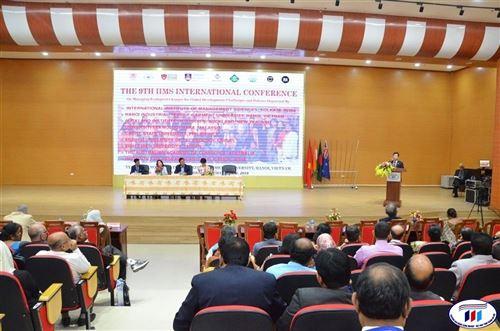 Khai mạc Hội thảo quốc tế lần thứ 9 về quản lý sự thay đổi hệ sinh thái cho phát triển toàn cầu IIMS 2019.