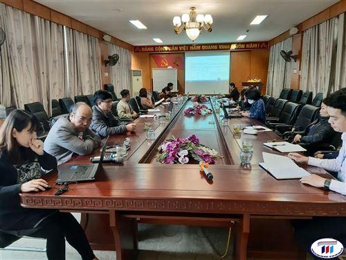 Hội nghị đánh giá thực hiện kế hoạch phát triển quan hệ doanh nghiệp năm 2019