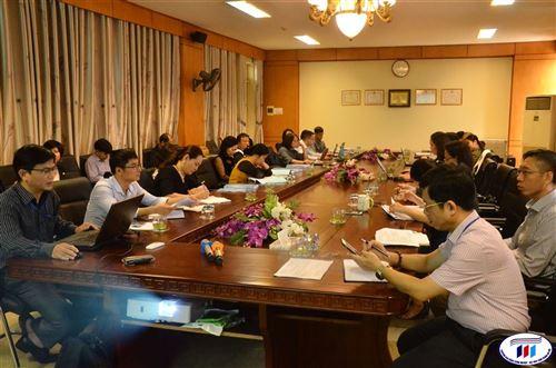 Hội nghị tổng kết công tác cố vấn học tập năm học 2019-2020 và triển khai nhiệm vụ cố vấn học tập năm học 2020-2021