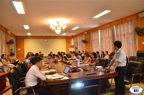 Hội nghị tổng kết công tác Đảm bảo chất lượng năm học 2018 – 2019, triển khai kế hoạch Đảm bảo chất lượng năm học 2019 – 2020