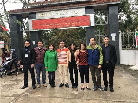Đại học Công nghiệp Dệt May Hà Nội khởi động chương trình tư vấn tuyển sinh năm 2018