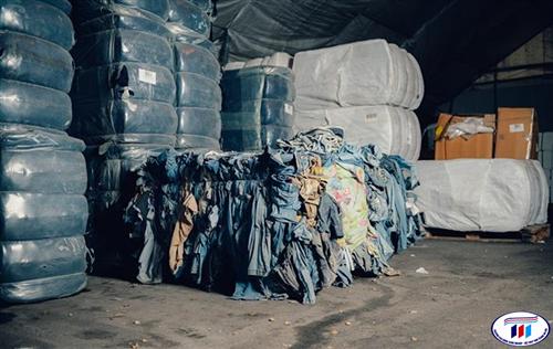 Renewcell hợp tác với Tangshan Sanyou sản xuất sợi tái chế