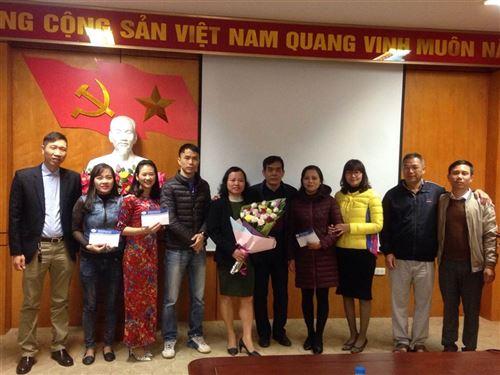 Trường Đại học Công nghiệp Dệt May Hà Nội chúc mừng ngày Thầy thuốc Việt Nam