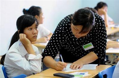 Mỗi thí sinh được cấp 4 giấy chứng nhận kết quả thi