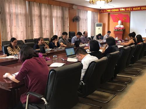 Xét học vụ học kỳ 1 năm học 2018-2019 (Đợt 1)