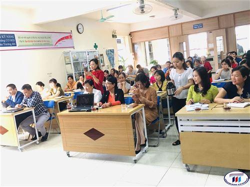 Khai giảng lớp Kỹ năng mềm cho Tổ trưởng sản xuất