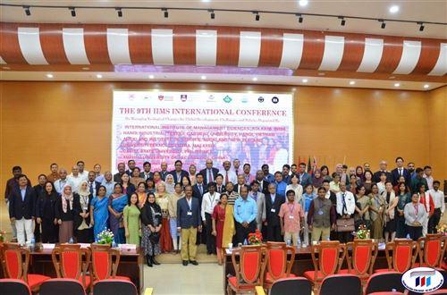 Hội thảo Quốc tế lần thứ 9 đã thành công tốt đẹp