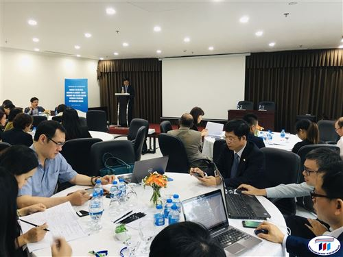 Trường Đại học Công Nghiệp Dệt May Hà Nội tham luận tại Hội thảo quốc tế