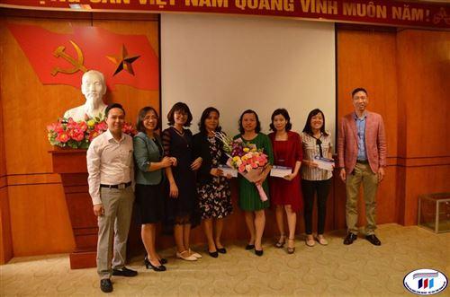 Trường ĐH Công nghiệp Dệt May Hà Nội chúc mừng ngày Thầy thuốc Việt Nam 27/2/2020