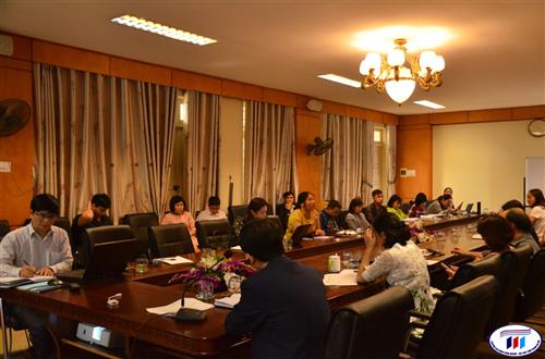 Tổng kết công tác cố vấn học tập học kỳ I năm học 2019 – 2020