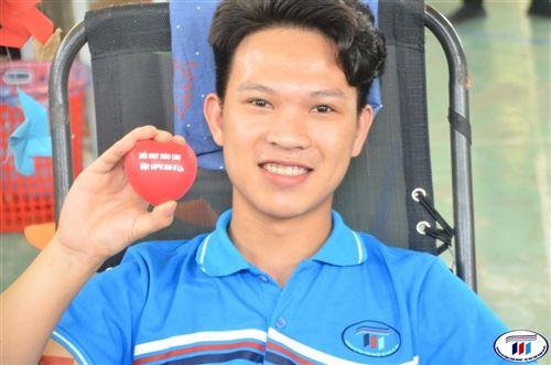 Tuổi trẻ HTU hiến máu tình nguyện – lan tỏa yêu thương