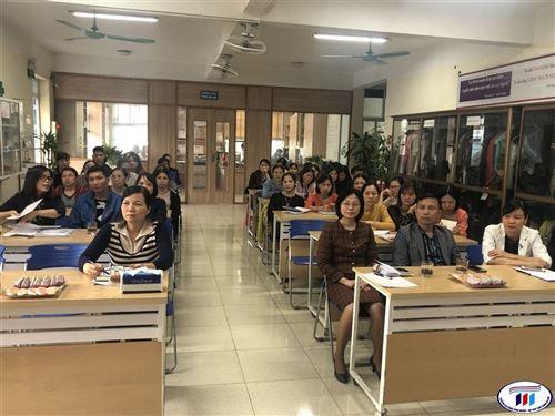 """Khai giảng khóa đào tạo Nâng cao trình độ, kỹ năng nghề nghiệp cho đoàn viên và người lao động năm 2020"""" tại Nam Định và Ninh Bình"""