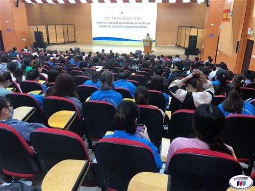 Hội thảo khoa học Mô hình Lean trong bối cảnh chuyển đổi theo công nghệ số tại doanh nghiệp may Việt Nam