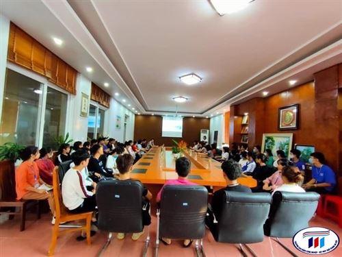 Khai giảng lớp Cao đẳng Thiết kế thời trang theo nhu cầu của Công ty CP - Tổng Công ty May Bắc Giang LGG