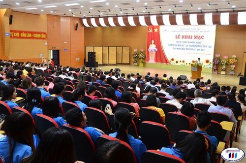Lễ khai mạc Hội thi Sáng tạo không ngừng, Olympic các môn học năm học 2020 -2021 và chào mừng ngày Nhà giáo Việt Nam 20/11