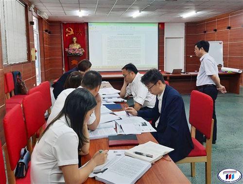 Khai giảng khóa đào tạo Cán bộ quản lý cấp nhà máy thành viên tại Công ty Cổ phần Đầu tư và Thương mại TNG