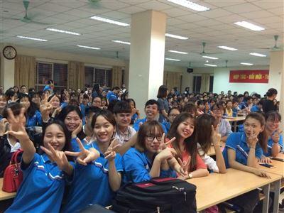 Sinh viên khoa Công nghệ may tổ chức tri ân thầy cô giáo nhân ngày nhà giáo Việt Nam 20/11