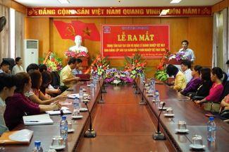 Khai giảng lớp Bồi dưỡng kiến thức quản lý sản xuất ngành may tại Công ty TNHH May mặc xuất khẩu Appareltech Vĩnh Lộc, Thanh Hóa