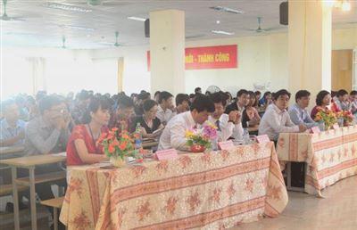 """Hội thảo """"Triển khai đào tạo tiếng Anh – Tin học theo chuẩn Quốc tế"""""""
