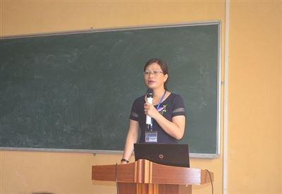 Khai giảng khóa học chuyên đề Kiểm tra chất lượng sản phẩm may công nghiệp