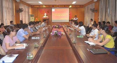 Khai giảng lớp đào tạo Giám đốc nhà máy dệt may khóa 4