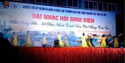 Văn nghệ chào mừng ngày nhà giáo Việt Nam 20/11