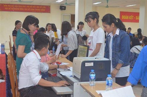 Ngày hội chào đón tân sinh viên nhập học đợt 1 năm học 2018-2019