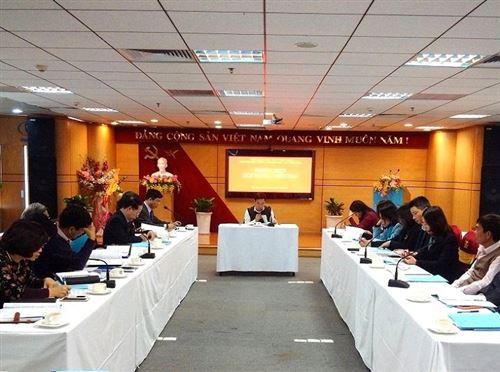 Hội nghị Tổng kết công tác năm 2017 của Hội đồng Trường - Trường Đại học Công nghiệp Dệt May Hà Nội
