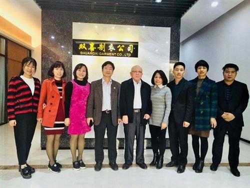 Thăm và làm việc với một số đối tác tại Trung Quốc