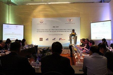 Tập đoàn Dệt May Việt Nam: Phát triển giá trị quyền sở hữu trí tuệ