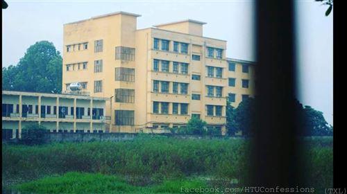 HTU - Ngôi trường, mái nhà và trái tim