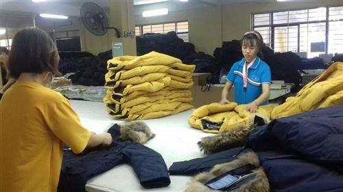 Kiểm tra chất lượng sản phẩm may công nghiệp (QC)