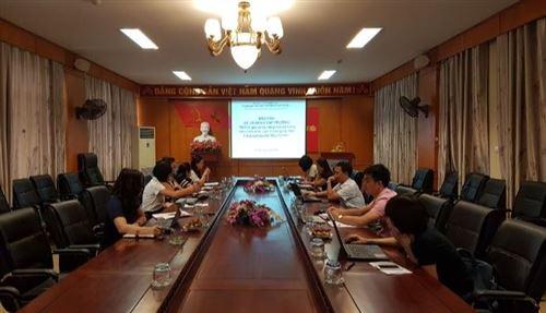 Nghiệm thu đề tài Một số giải pháp nâng cao kỹ năng mềm cho sinh viên trường Đại học Công nghiệp Dệt may HN