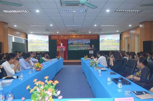 Lễ ký kết hợp tác giữa Trường Đại học Công nghiệp Dệt May Hà Nội và Trường Khoa học Kỹ thuật Song Hỉ Tuyền Châu-Trung Quốc