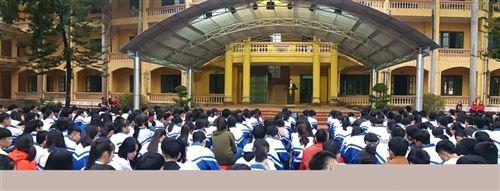 Doanh nghiệp đồng hành cùng trường Đại học Công nghiệp Dệt May Hà Nội đảm bảo đầu ra sau tốt nghiệp