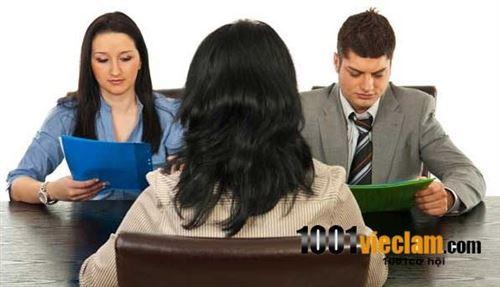Kinh nghiệm trong phỏng vấn xin việc cho sinh viên mới ra trường