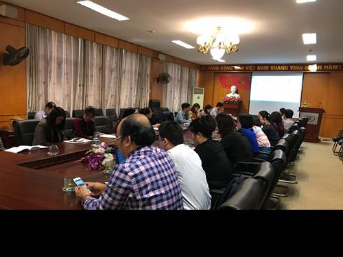 Xét học vụ học kỳ 1 năm học 2018-2019 (Đợt 2)