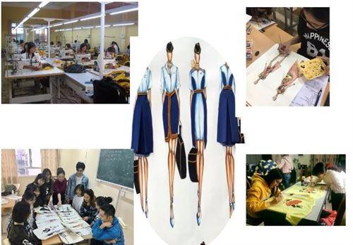 Giới thiệu chương trình đào tạo ngành Thiết kế Thời trang