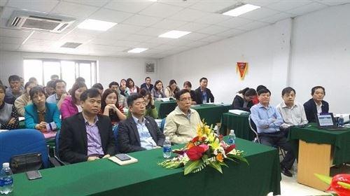 Khai giảng lớp Giám đốc xí nghiệp Dệt may thành viên khóa 6